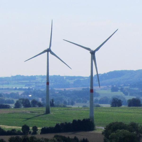 Windenergie im Steinheimer Becken
