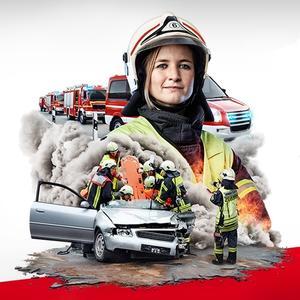 Icon-Feuerwehr